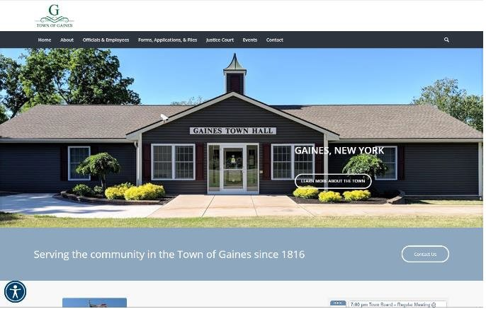 website design services candhpc western ny